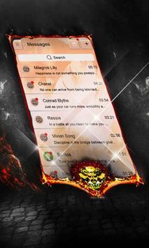 Rare Pearlfish SMS Layout screenshot 4