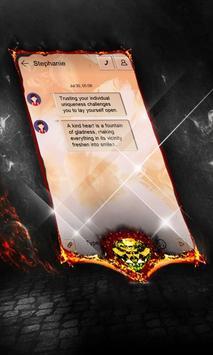 Rare Pearlfish SMS Layout screenshot 5