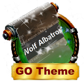 Wolf Albatross SMS Layout icon