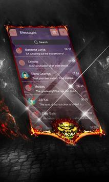 Tambourine SMS Layout apk screenshot