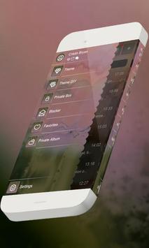 Noble pink S.M.S. Skin apk screenshot