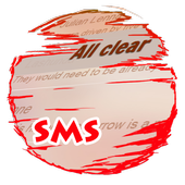 All clear S.M.S. Skin icon