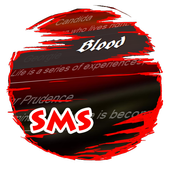 Blood S.M.S. Skin icon