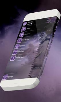 Electric sky S.M.S. Skin screenshot 3