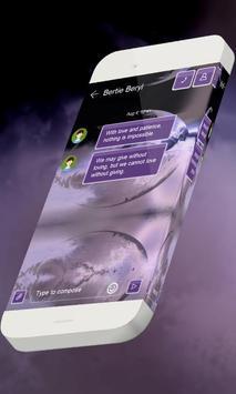 Electric sky S.M.S. Skin screenshot 5