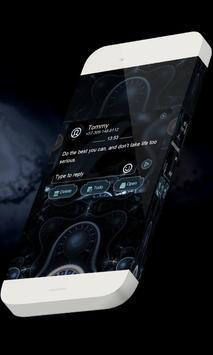 Fractal S.M.S. Skin apk screenshot