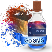 Galaxy S.M.S. Skin icon