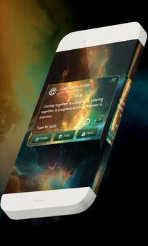 Galaxy S.M.S. Skin apk screenshot