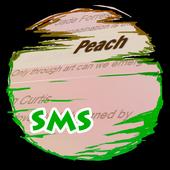 Peach S.M.S. Skin icon
