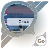 Crab GO SMS icon