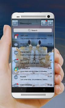 Crab GO SMS apk screenshot