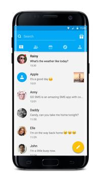 GO SMS Pro - Messenger, Free Themes, Emoji apk screenshot