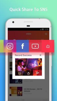 GO Recorder screenshot 3