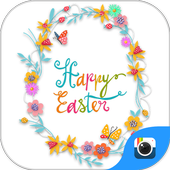 (FREE) Z CAMERA EASTER STICKER icon