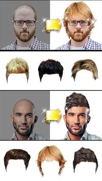 (FREE) Z CAMERA HAIRSTYLE 7 STICKER poster