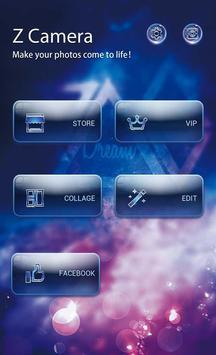 (FREE) Z CAMERA DREAM THEME apk screenshot