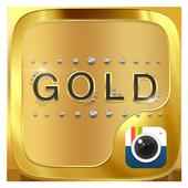 (FREE) Z CAMERA GOLD THEME icon