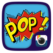 Z CAMERA POP THEME icon