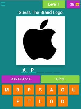 Logo Guessing Quiz screenshot 10