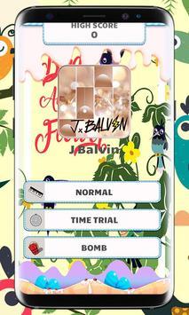 J Balvin Piano Tiles Music screenshot 1