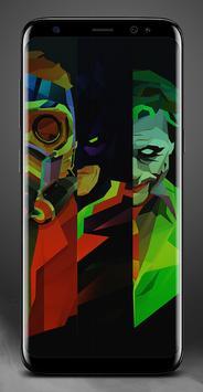Cool Mega Hd Superhero Fanart Wallpaper Apk App Descarga