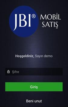 JBI Mobil Satış screenshot 1