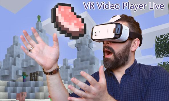 VR Video Player Live - Full HD Media Play Videos apk screenshot