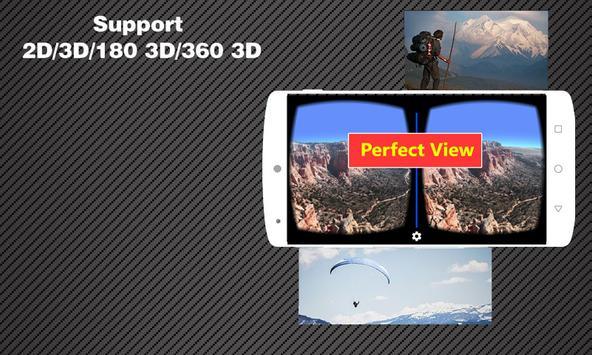 VR 360 Video Player apk screenshot