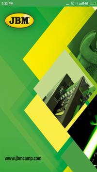 JBM – catálogo de herramientas poster