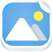 Gallery + Photo Video Editor icon