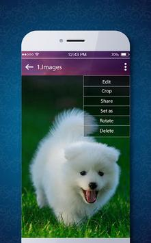 Gallery + Photo Video Editor apk screenshot