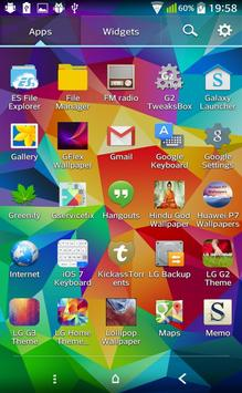 Theme for LgHome-SGS5 apk screenshot