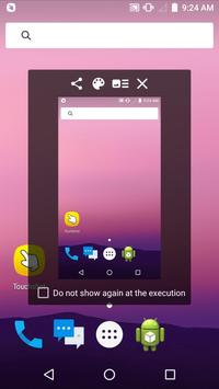 Touchshot(屏幕截图) 海报