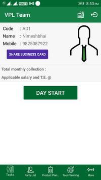 VPL Team apk screenshot