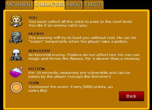 Scary Mummies screenshot 7