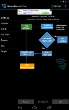 Network Control Free apk screenshot