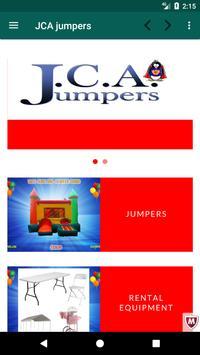 JCA Jumpers apk screenshot