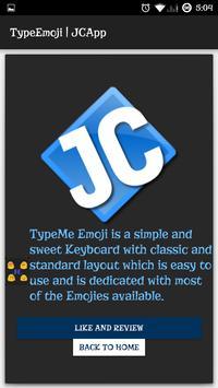 TypeEmoji - Keyboard apk screenshot