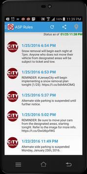 Alternate Side Parking Rules apk screenshot