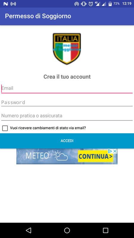 Permesso di Soggiorno APK Download - Free Tools APP for Android ...