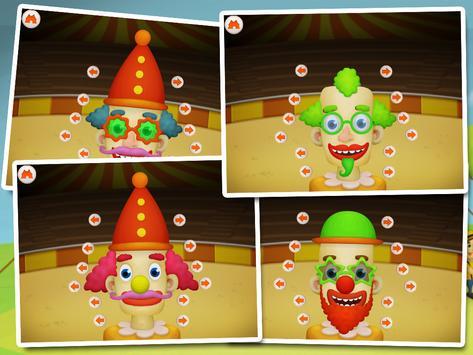 Fun at the circus lite apk screenshot