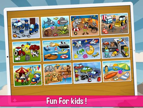 Kids Jigsaw Puzzles Toddler apk screenshot