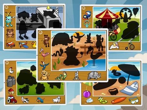 Kids Jigsaw Puzzles Toddler apk screenshot