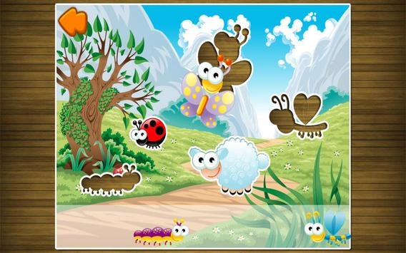 Puzzle fun for kids & toddlers poster