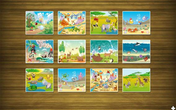 Puzzle fun for kids & toddlers apk screenshot