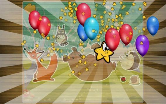 Puzzle fun for kids & toddlers apk screenshot