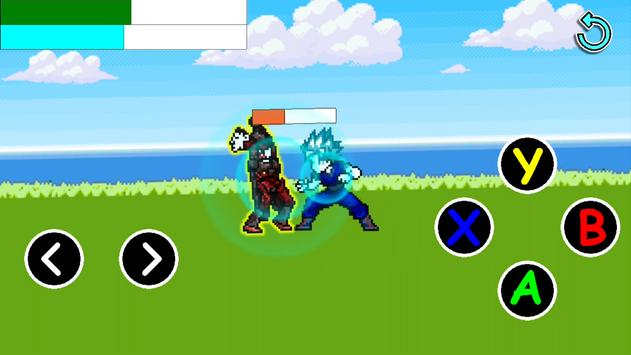 Saiyan Power 3 screenshot 2