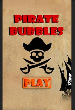 PIRATE BUBBLES poster