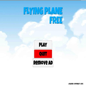 FLYING PLANE FREE icon