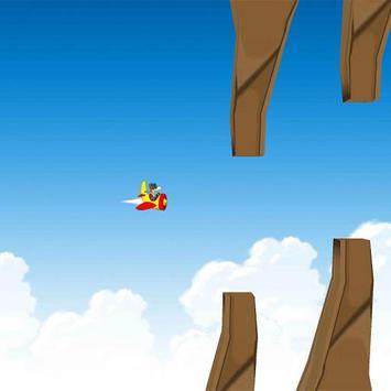 FLYING PLANE FREE poster